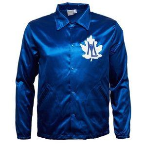 Vintage Maple Leafs Jacket